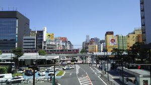 南加瀬から川崎駅